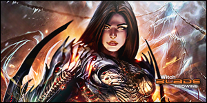Witchblade by Red-wins