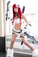 LoL: Kitty Cat Katarina by XenPhotos