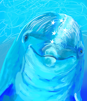 ecco speedpaint by Appletail