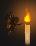 Moth to a flame by CerberusReigns