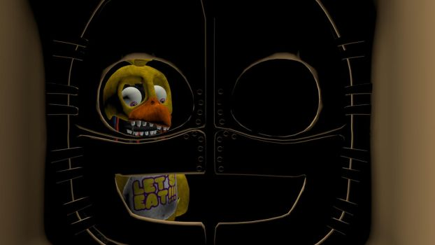 Some animatronics are about to be broken by RostislavGames