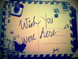 wish you were here by Maltrix