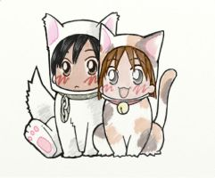 Kare Kano NOT THE ORIGINAL by xMissile-Happyx