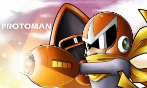 Protoman/First Energy by Blopa1987