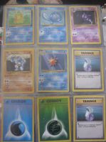 Old Pokemon Cards 7 by ShadowDark222