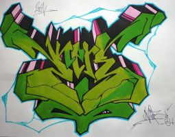 Kers green by unamedplayer
