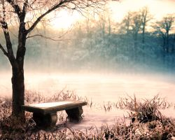 Winter Scene pre-made by brandrificus