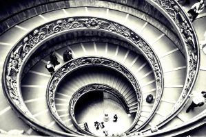 Vatican Museums by Pigusiowa