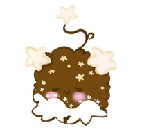 My entry for Sarilain's Octopuff Contest by Chocolate-Chip-Pony