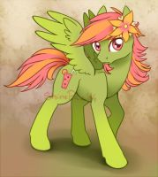 Pony Adoptable - Tropical SOLD by ShinePawPony