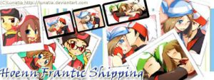 Pokemon: Frantic Shipping by Lunatia