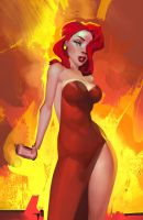 Jessica rabbit 2 2 by cappus22