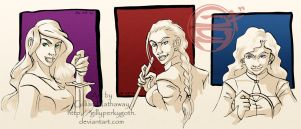 062910 Sword of Truth Ladies by GillyPerkyGoth