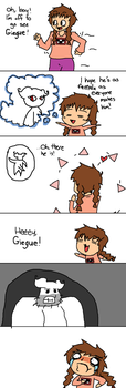 GIEGUE IS NOT A LADY by RandomnessMasterMarx