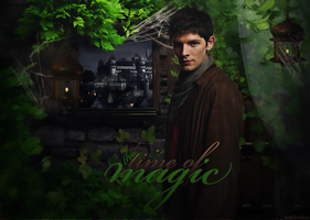 Merlin - The time of magic by SatelliteAlice