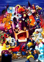 Marvel Ultimate Alliance SD-h by DRa90NBoi
