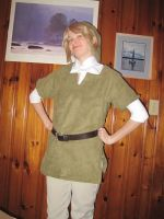 Link Progress- Tunic by Dye-Another-Day