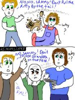 Dean's Life Sux by GirlyGhoul