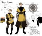 its 2015 and im still making naruto ocs by peripeteias