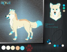 Reka profile by Coranila