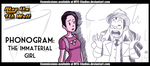 AT4W: Phonogram The Immaterial Girl by MTC-Studio