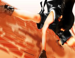 tifa ground slam by maddaluther