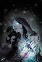visions in the ice by crieduchat
