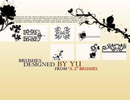From A-Z brushes by yu-resource