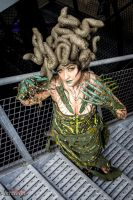 Magic The Gathering Vraska The Unseen Cosplay 8 by Miss-Kiki89