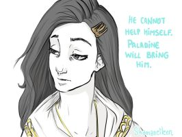 Paladine will bring him by ShamanEileen