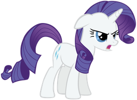 Mad Rarity by WaterTribeKayla