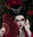 Queen Of hearts by Deena-Lee-Sauve
