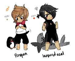 Arctic Babies : Adopts by Silent-Koi