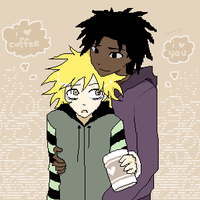 Token x Tweek by stardroidjean