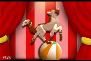 Circus Cecil by EpicDawg