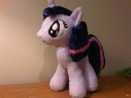 Twilight Sparkle Commission for Draggadon 2 by caashley