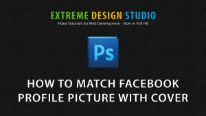How to Match Profile Picture with Cover Photo by eds-danny