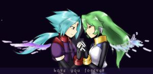 Love you forever_RMZXE by linyuenj