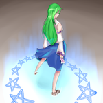 Sanae by TioRoy