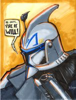 Captain Rex by DrawJinDraw-jinhan