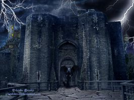The castle by OrlandoBrooks
