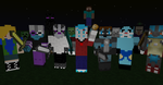 the Minecraftmoncrew by jwwt4