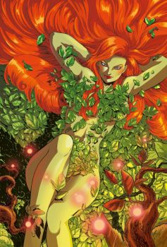 Poison Ivy Pi Scura File Orginale. by kaarin91