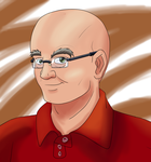 Commission: An Uncle's Profile by NintendoGamer5000
