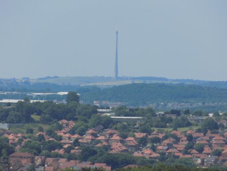 Carren television tower. by Jakvia