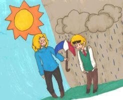 Bad Weather by Like-A-British-Guy
