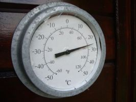 Thermometer by A-mieke