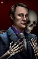 Hannibal by TyrineCarver