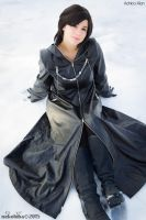 Xion Kingdom Hearts Cosplay by Achico-Xion
