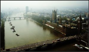 London.11: Thames.2 by CrLT